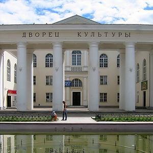 Дворцы и дома культуры Верхнего Ландеха