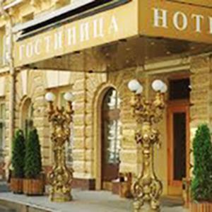 Гостиницы Верхнего Ландеха