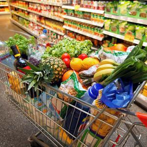 Магазины продуктов Верхнего Ландеха