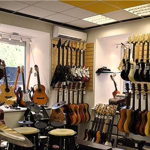 Музыкальные магазины Верхнего Ландеха