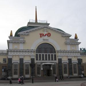 Железнодорожные вокзалы Верхнего Ландеха