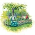 Загородный клуб Усадьба - иконка «сад» в Верхнем Ландехе
